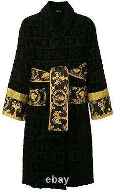 Accappatoio Versace I Love Barocco Tg. M Bathrobe Versace I Love Baroque