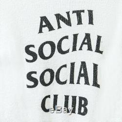Anti Social Social Club Corner Suite Bath Robe 100% authentic