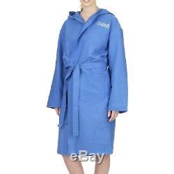 Arena Zeal Kimono Bathrobe Men 50045-72 Pool Blue blue Royal/White M
