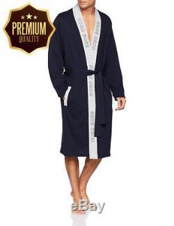 BOSS Men's Identity Kimono Bathrobe