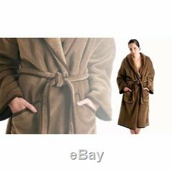 Bath Robe Dressing Gown from Kamelwolle, for Men and Women SIZE S-XXXL