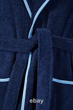 Bathrobe for Women and Men, Towelling Bath Robe from 100% Organic