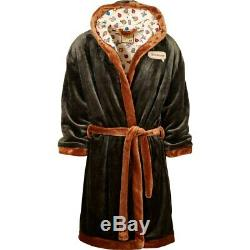 Blizzcon 2019 Exclusive Hearthstone Well Played LOGO Hooded Bath Robe Blizzard