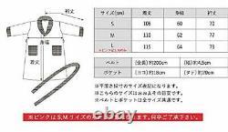 Bloom Imabari Rirakushi bathrobe Ladies Men's lightweight fast-drying Im