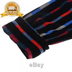 Bown of London Men's Luxury Egyptian Cotton Velour Bathrobe