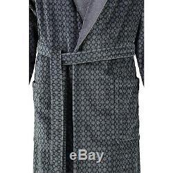 Cawö Men's Bathrobe Sauna Coat Velours Quality 6844 79