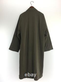 Celine Chester Court - Gry Lining Quilting Bathrobe Menswear 14769