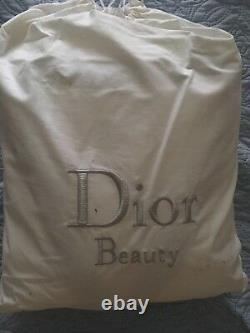 Dior bath robe beauty