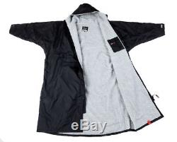 Dryrobe Advance Long Sleeve Changing Robe Mens Unisex Beach Surfing Watersports
