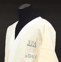 FRETTE for THE PENINSULA Hotel Hongkong Men's Bathrobe robe gown loungewear XL