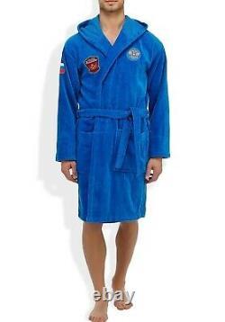Forward Size XL Russia National Team Soft Bathrobe Robe 100% Cotton Mens