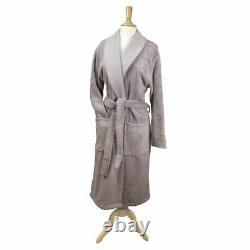 Garnier Thiebaut Elea Etain Bath Robe Cotton