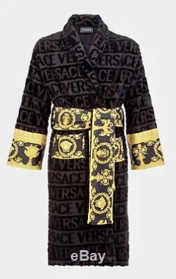 Genuine Versace Mens Bathrobe (Large)
