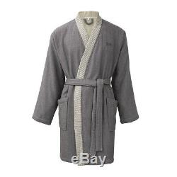Hugo Boss Woven Stripe Men's Kimono / Bath Robe