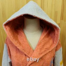 Imabari towel bathrobe number color Ladies 08 salmon pink