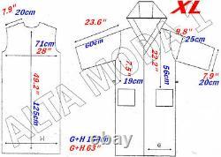 MISSONIHOME CHEVRON COLLECTION BADEMANTEL PETE 170 Gr XL BATH ROBE