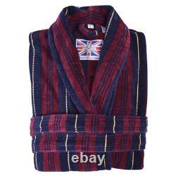 Men's British Luxury Bathrobe The Marchand