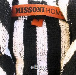 Missoni Home Accappatoio Bath Robe Lilium Multicolor Collection Rily 160 Small