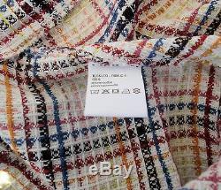 Missoni Home Bath Robe + Bath Towel Waffle Weave Marvin 100 S M L 100% Cotto