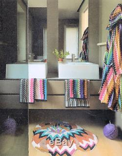 Missoni Home Bath Robe Ralph 100 Lilium Multicolor Collection Unisex