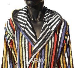 Missoni Home Bath Robe Rily 160 100% Cotton Bademantel S M L