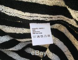 Missoni Home Bath Robe Rily 160 100% Cotton Small Lilium Multicolor Collection