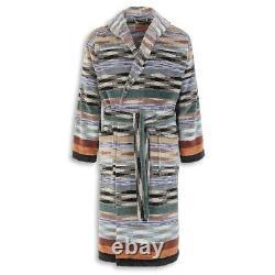 Missoni YWAN 165 bathrobe with hood for men / women