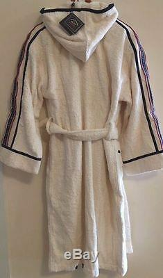 NEW Paul & Shark Jacket Bathrobe Accappatoio Swimm Giacca Uomo Men XL (2XL)
