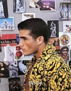 Original Gianni Versace Classic Barocco Bathrobe Extremely Rare
