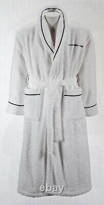 PORSCHE DESIGN Finely Combed Luxury Terry Cloth BATHROBEEuropean Made Quality