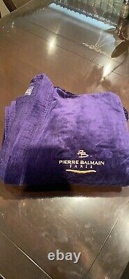 Pierre Balmain Paris Bathrobe L/XL