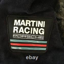 Porsche Design Select Magazine Hooded Bathrobe In Martin Racing Colors. Usa= XXL