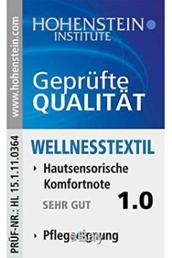 Premium Quality Mens Bathrobe With Hood, Size 3xl, 51,5 /131 Cm Long