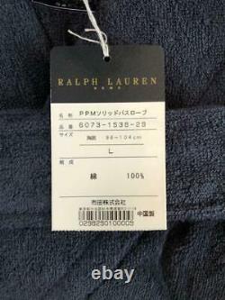 RRL Authentic Oh. Ralph's male bathrobe L No. 6385