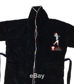 Rare Omega Mission Hills World Cup Men's Bathrobe Size S