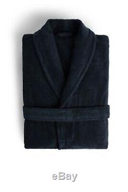 Roberto Cavalli bathrobe ZEBRONA cotton RDP 296$ Robes Robe Unisex Men Women Wow