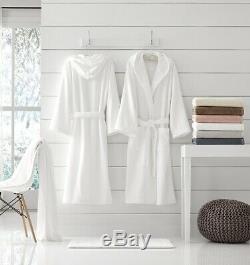 Sferra Canedo Soft Combed Cotton Bath Robe In Diamond Weave^^^^^