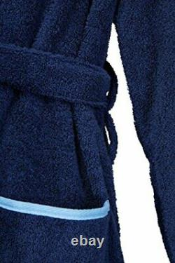 Sowel Bathrobe for Women and Men, Towelling Bath Robe from 100% Organic