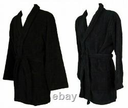 Sponge short bathrobe cotton man EMPORIO ARMANI item 111883 9A591 SPONGE BATHROB