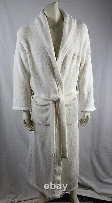 Sunset Marquis Hotel Classic Rockstar Chenille Shawl Collar Breathable Bathrobe