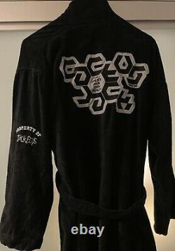 Travis Scott Jackboys Bathrobe/black/size XL