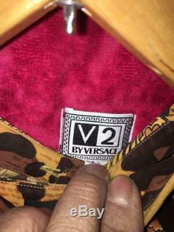 Unused Authentic Gianni Versace Vintage V2 Bathrobe