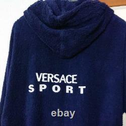 VERSACE VERSACE Versace Sports Bathrobe Parker Type No. 22291