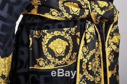 Versace Bademantel Barocco Bathrobe Accappatoio Peignoir Albornoz Gr. L 17358