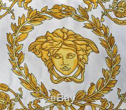 Versace Bademantel Barocco Bathrobe Accappatoio Peignoir Albornoz Gr. XXL 17354
