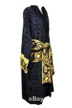 Versace Bademantel Barocco Bathrobe Accappatoio Peignoir Albornoz Gr. XXL 17360