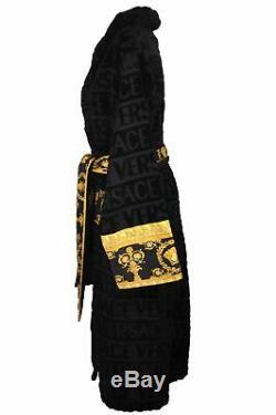Versace Bademantel Barocco Bathrobe Accappatoio Peignoir Albornoz Gr. Xxxl17331