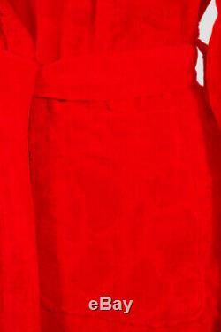 Versace Bademantel Bathrobe Accappatoio Peignoir Albornoz Gr. M-l