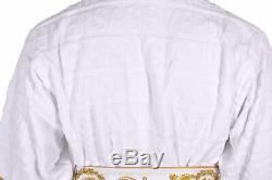 Versace Bademantel Bathrobe Accappatoio Peignoir Albornoz Gr. XXL
