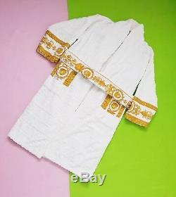 Versace Barocco Bath Robe Large Rare
